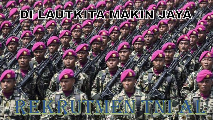 rekrutmen TNI AL