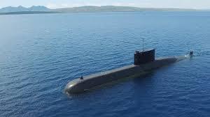 kapal selam alugoro 405