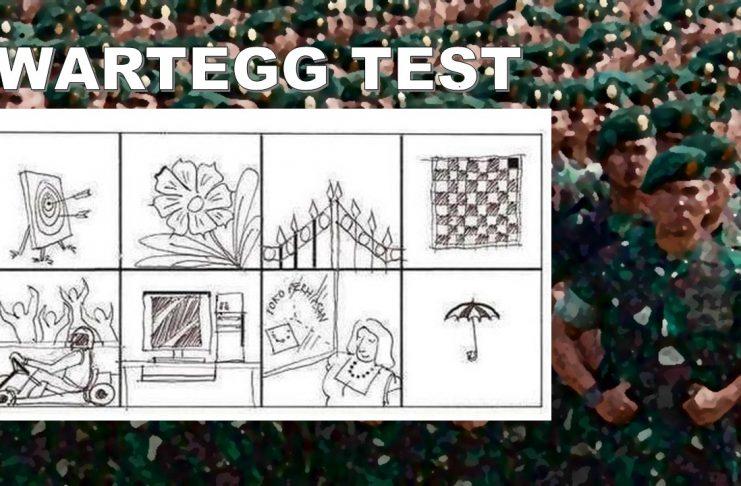 Wartegg Test Tni Tips Dan Cara Pengerjaannya Yang Benar Blog Militer