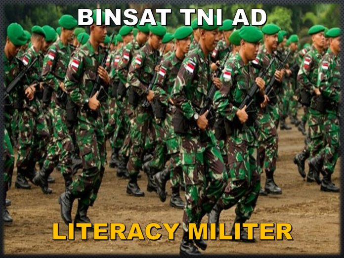 essay pembinaan satuan TNI AD